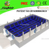 Safety Spring Cover Padding Pads Kids Exercise Trampoline Park (14-2814C)