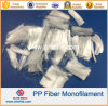 100% Virgin Polypropylene PP Fiber for Concrete Cement Mortar Plaster