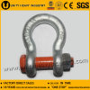 U. S Type Bolt Safety G 2130 Drop Forged Anchor Shackle