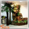 Home Decoration Artificial Stone Rockery Waterfall