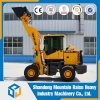 4 in 1 Bucket Mini Wheel Loader with Quick Hitch