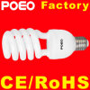 Half Spiral Compact Fluorescent Lamp CFL Energy Saving Lamp