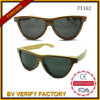 Top Quality China Wholesale Bamboo Wooden Sunglasses Fx162
