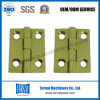 Small Solid Brass Hinge with Good Quality