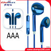Mobile Phone Accessories Gadget Multiple Color Earphone with Line Control