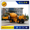 Mini Garden Mobile Self-Loading Hydraulic Portable Cement Concrete Mixer Truck