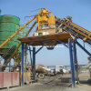 Yhzs35 Mobile Cement Concrete Mixing Plant