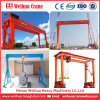 Electric Mobile Double Girder Gantry Crane 10t 20t 30t 40t 50t 100t