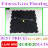 Gym Interlocking Rubber Tiles Sports Gym Rubber Mat