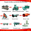 10tpd Chicken Manure Fertilizer Making Machine Organic Fertilizer Granulator