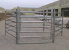Oval Rails Metal Goat Cattle Panel Fencing