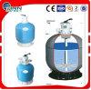 St Top -Mount Fiber Glass 42m 3/H Flow Sand Filter for Swimming Pool Water Softener System