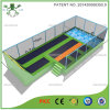 Newest Safety Outdoor Trampoline Park for Kids