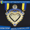 Soft Enamel Alloy Medal Arts Craft Medal