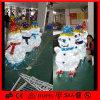 Outdoor Decorative 3D Christmas LED Snowman Motif Light