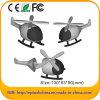 PVC Helicopter Custom Wholesale USB Flash Drive (EG608)