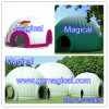 Green Inflatable Exhibition Tent/Show Tent (MIC-079)