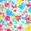 Tsautop New Arrival 0.5m/1m Width Flowers Patterns Hydrographic Film PVA Water Transfer Printing Film Hydro Dipping Film P240-4