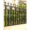 Power Coated Welded Decorative Aluminum Garden Fence for Villa