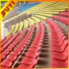 Factory Price Playground Outdoor Powder Coating Steel Leg Sport Stadium HDPE Plastic Stable 3-Seater Waiting Chair