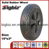 Good Quality 15 Inch Rubber Wheel for Wheelbarrow
