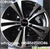 14*5.5j Black Machine Face Wheel Rim