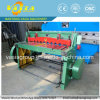 Motor Cutting Machine with 6crw2si Blade Material