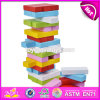 New Design 48 PCS Educational Wooden Nesting and Stacking Blocks for Children W13D151