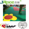 Recyclable EPDM Granule Rubber Running Track, Synthetic Athletic Track