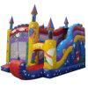Inflatable Fairy Princess Bouncy House (CS-069)