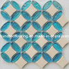 Backsplash Tile Glass Mix Ceramic Mosaic (HGM323)