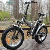20inch*4.0 Fat Tire Electric Bike 500W Folding Ebike From China