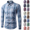Wholesale Custom Men′s Stripe Casual Dress Shirt (A425)