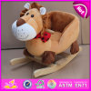 Hot Sale Wooden Rocking Toy, Giocattolo a Dondolo, Wooden Balance Rocking Toy, Wood Children Toy Ride, Rocking Toy W16D079