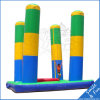 Funny Three Pillars Inflatable Bungee Jumping