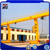 16t-20t Single Girder Boxed Gantry Crane with Electric Hoist