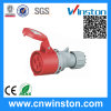 Wst-526 4pin High-End Type Industrial Waterproof Connector with CE