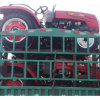40HP 45HP 4WD Orchard Tractor Made in China with Canopy