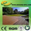 Popular! Beautiful Outdoor WPC Decking Flooring Board
