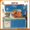 Hydraulic Combined Punching Shearing Bending Cutting Notching Machine