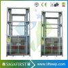 3m Vertical Guide Rails Freight Cargo Lift Platform Cargo Lift