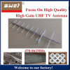 High Quality DVB-T Antenna with 9 Element for TV Receiving