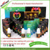 Custom Label 10ml/20ml/30ml/50ml Electronic Cigarette E Liquid
