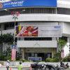 Store Roof Top Advertising 3-Side Billboard Display