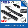 2016 LED Car Light 4D Light Bar Curved Slim Lights