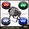 Nightclub Mini LED PAR 7X10W LED PAR Light