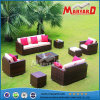Rattan Outdoor Sofa+Rattan Balcony Sofa Set+Outdoor Furniture Rattan Sofa