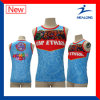 Sublimation Printing Breathable Training Vest