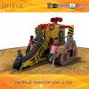 Children Playground Bulldozer Slide (PE-02301)