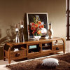 Wooden Furniture Antique Chinese TV Stand / High Gloss TV Stand